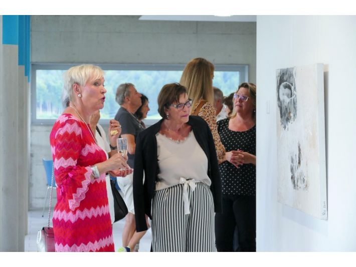 Vernissage Vroni Rother